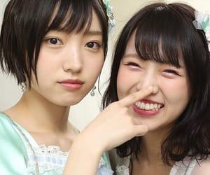nmb48, ota yuuri, and uemura azusa image