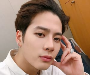 got7, jackson wang, and boys image