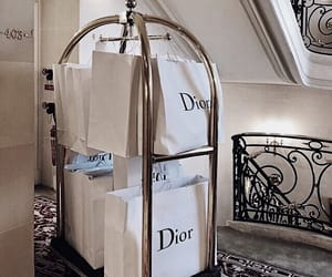 dior, hotel, and travel image