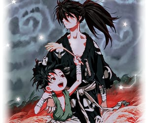 dororo and anime image