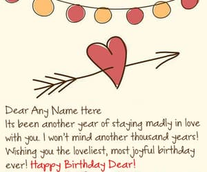 birthday card, birthday wishes, and happy birthday wishes image