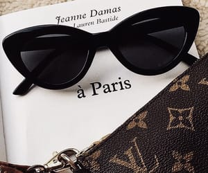 Louis Vuitton, shades, and sunglasses image