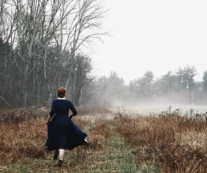 costume, fog, and nature image