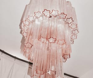 chandelier, decor, and design image