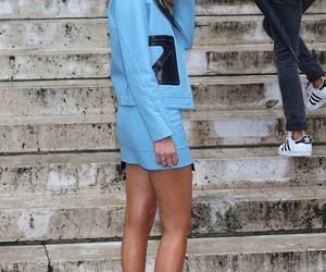 blonde, italian, and model image