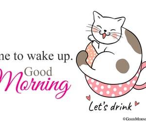 good morning, morning, and cute good morning image