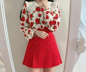 korean fashion and kstyle image