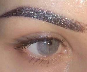 eyes, aesthetic, and gloss image