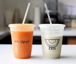 cocktail, Cocktails, and orange juice image
