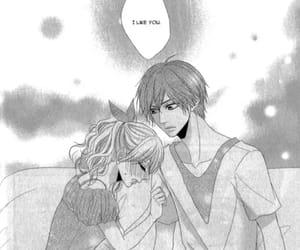 couple, shoujo, and manga image
