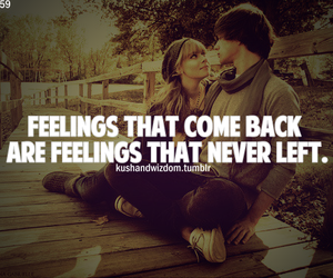 feelings and love image