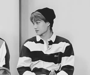 background, black, and exo image