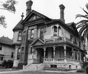 architecture, old, and house image