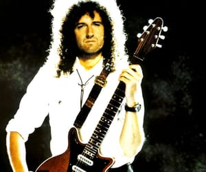 band, brian may, and music image
