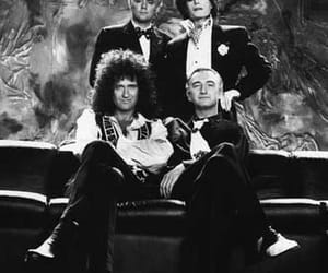 band, Queen, and music image