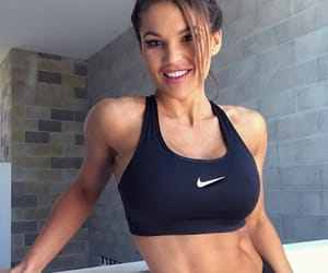 fitness, fit model, and fit girl image
