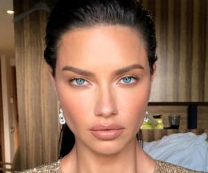 Adriana Lima, model, and outfit image