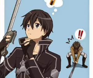 snk, sword art online, and attack on titan image
