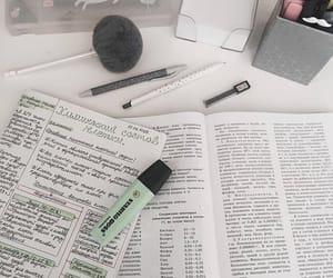 books, damn, and exams image