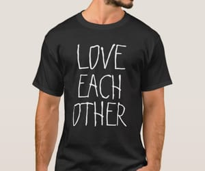 inspire, love quotes, and tees image