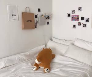 aesthetic, soft, and room image