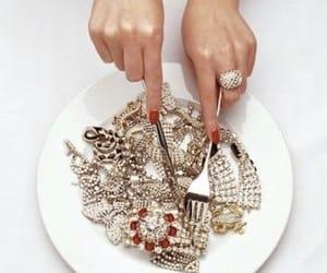 diamond, jewelry, and art image