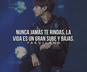 edit, bts, and frases image