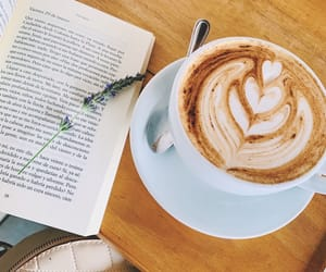book, break, and cafe image