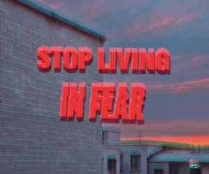 city, cool, and fear image