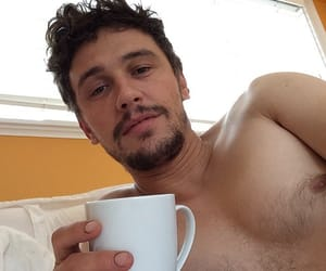 james franco and morning image