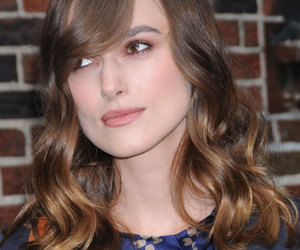 keira knightly and my new hair cut! image