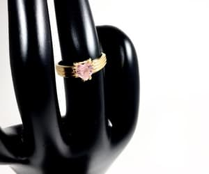 etsy, rings, and love jewelry image