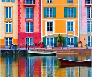 house, italy, and colors image