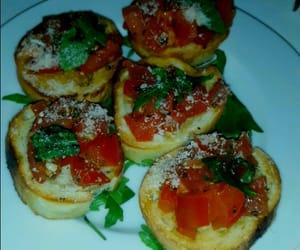 bread, food, and yummi image