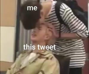 meme, bts, and kpop meme image
