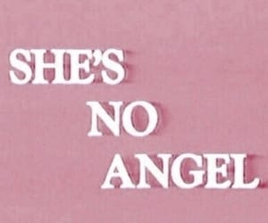 quotes, angel, and pink image