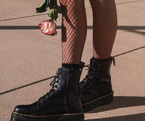 aesthetics, style, and doc martins image