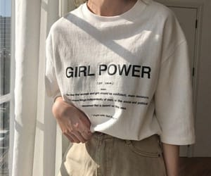 girl, aesthetic, and fashion image