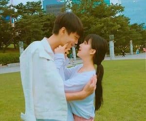 love, asian, and ulzzang image