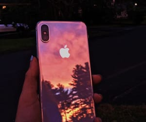 iphone, aesthetic, and apple image
