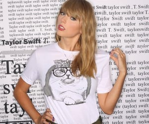 Taylor Swift, Reputation, and cat image