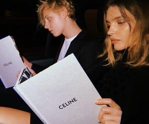 celine, Natalia Vodianova, and Natalia Vodyanova image