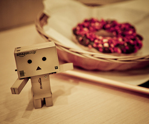 beautiful, cafe, and danbo image
