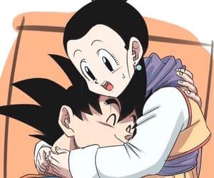 anime, goku, and dbz image