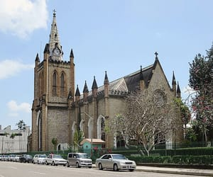 trinidad and tobago, port of spain, and holy trinity cathedral image