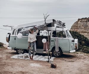 travel, portugal, and van image