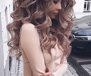 beauty, hair, and hairstyles image