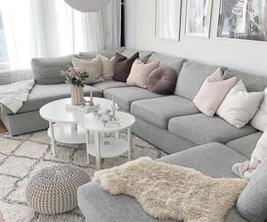 decor, decoration, and living room image