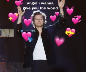 mood, reaction, and Harry Styles image