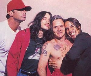 90s, red hot chili peppers, and anthony kiedis image